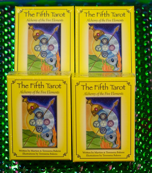 Wholesale The Fifth Tarot deck set - 4